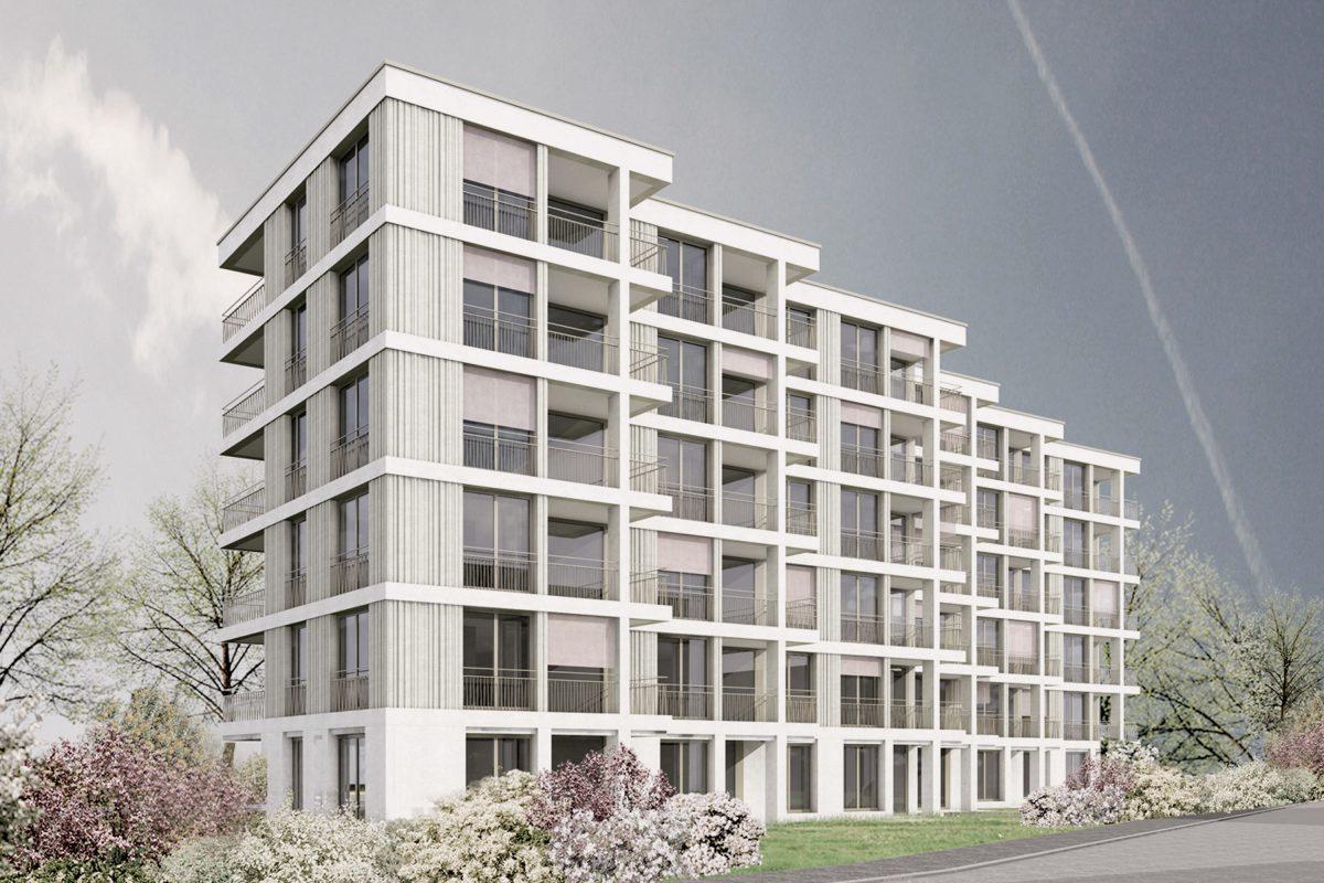 Manetsch Meyer Architekten — Neubau Alterswohnungen Baar